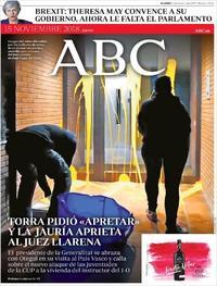 Portada ABC 2018-11-15