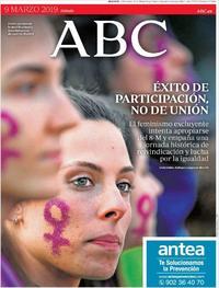 Portada ABC 2019-03-09