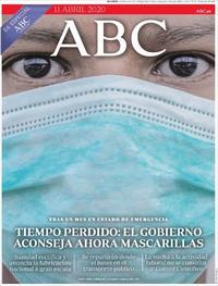 Portada ABC 2020-04-11