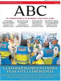 ABC - 13-03-2020