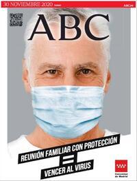 Portada ABC 2020-11-30