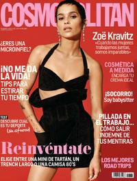 Portada Cosmopolitan 2018-10-16