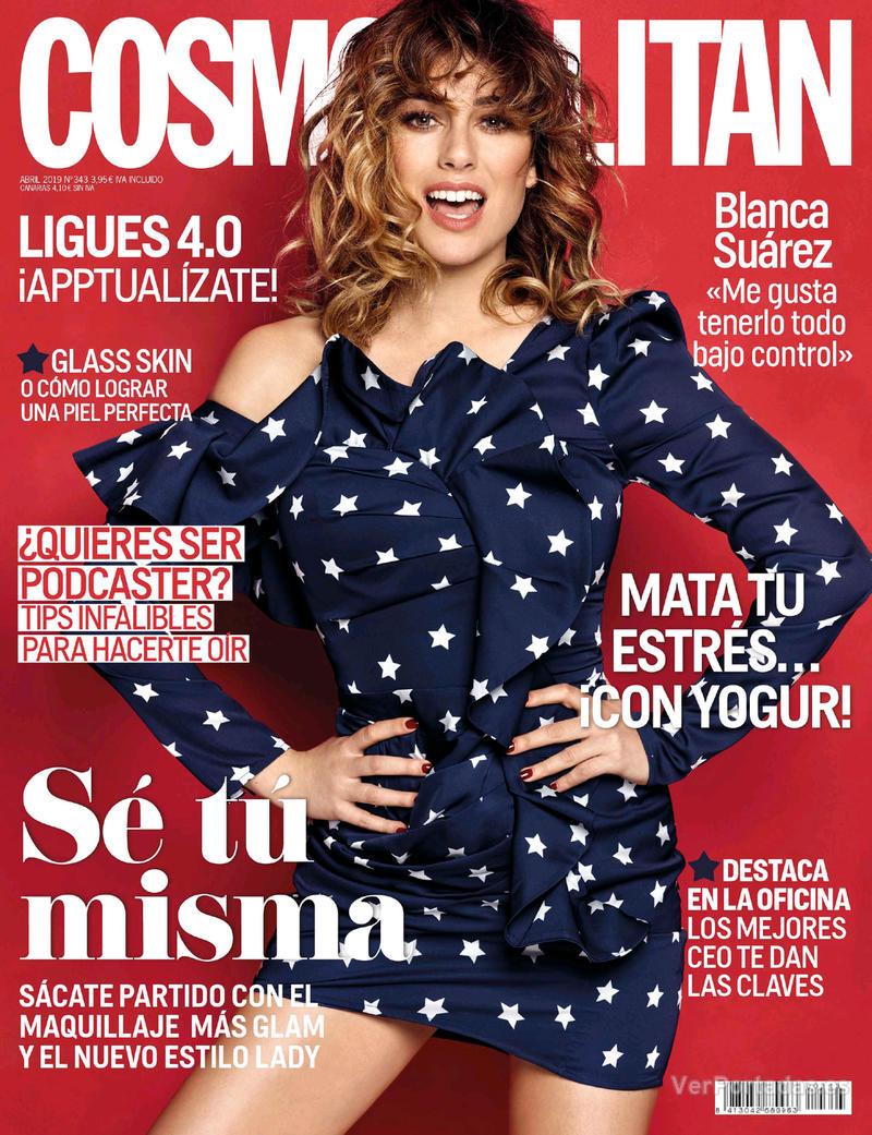Portada Cosmopolitan 2019-03-21