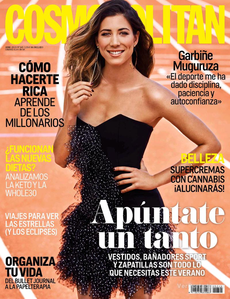 Portada Cosmopolitan 2019-05-22