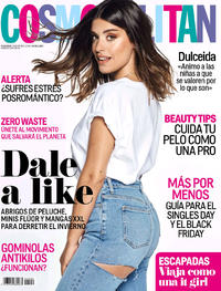 Portada Cosmopolitan 2019-10-16