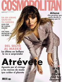 Portada Cosmopolitan 2020-08-16