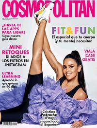 Portada Cosmopolitan 2020-03-16