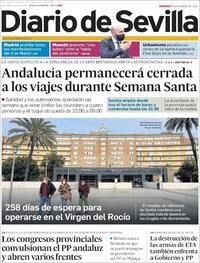 Hemeroteca Diario De Sevilla