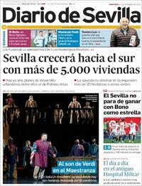 Hemeroteca Diario 16 Sevilla