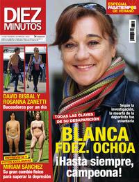 Portada Diez Minutos 2019-09-11