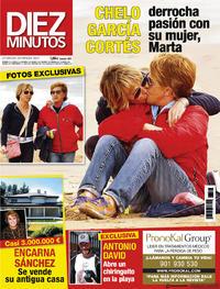 Portada Diez Minutos 2019-03-20