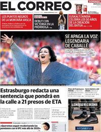 El Correo - 07-10-2018