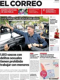 El Correo - 08-10-2018