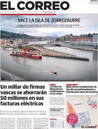 El Correo - 09-10-2018