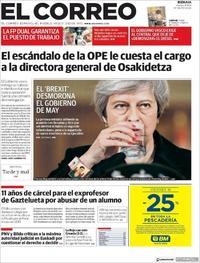 El Correo - 16-11-2018