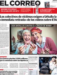 El Correo - 19-10-2018
