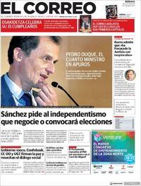 El Correo - 28-09-2018