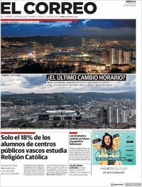 El Correo - 29-10-2018