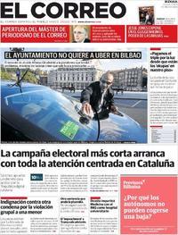 El Correo - 01-11-2019