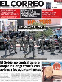 El Correo - 04-08-2019