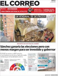 El Correo - 04-11-2019