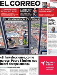 El Correo - 08-09-2019