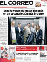 El Correo - 10-11-2019