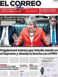 El Correo - 13-03-2019