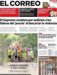 El Correo - 13-10-2019