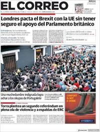 El Correo - 18-10-2019