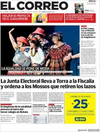 El Correo - 22-03-2019