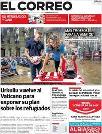 El Correo - 22-08-2019