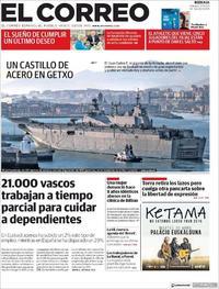 El Correo - 23-03-2019