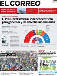 El Correo - 25-03-2019