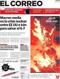 El Correo - 26-08-2019