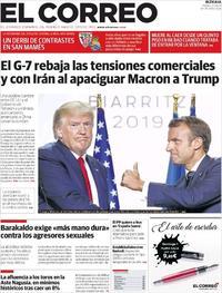 El Correo - 27-08-2019