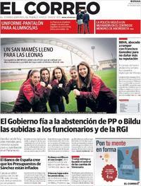 El Correo - 29-01-2019