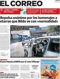 El Correo - 30-07-2019