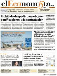Portada El Economista 2021-05-07