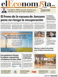 Portada El Economista 2021-04-14