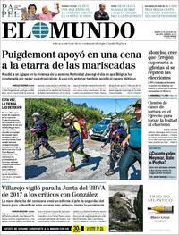 Portada El Mundo 2019-07-16