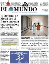 El Mundo - 02-02-2021