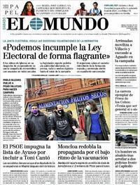 El Mundo - 03-04-2021