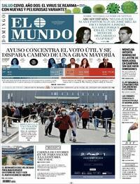 El Mundo - 04-04-2021