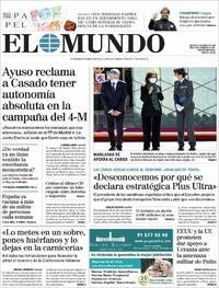 El Mundo - 06-04-2021
