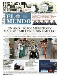 El Mundo - 07-03-2021