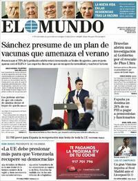 El Mundo - 07-04-2021