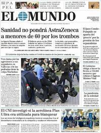 El Mundo - 08-04-2021