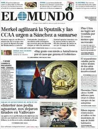 El Mundo - 09-04-2021