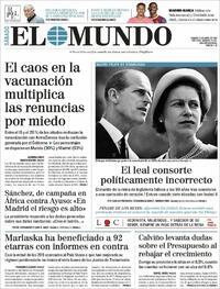 El Mundo - 10-04-2021